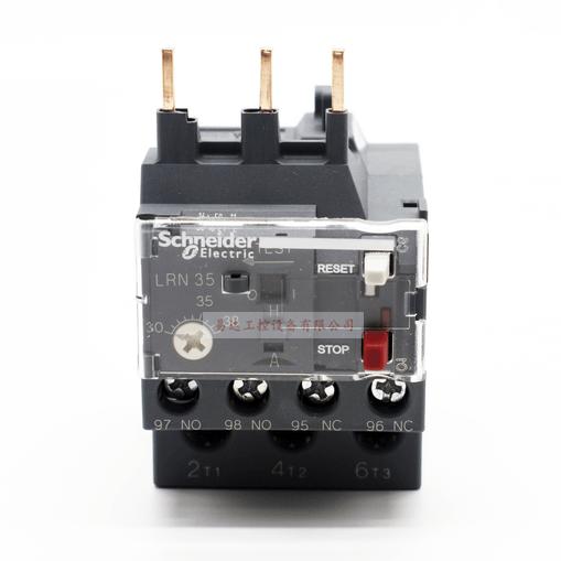 施耐德LRN系列热继电器