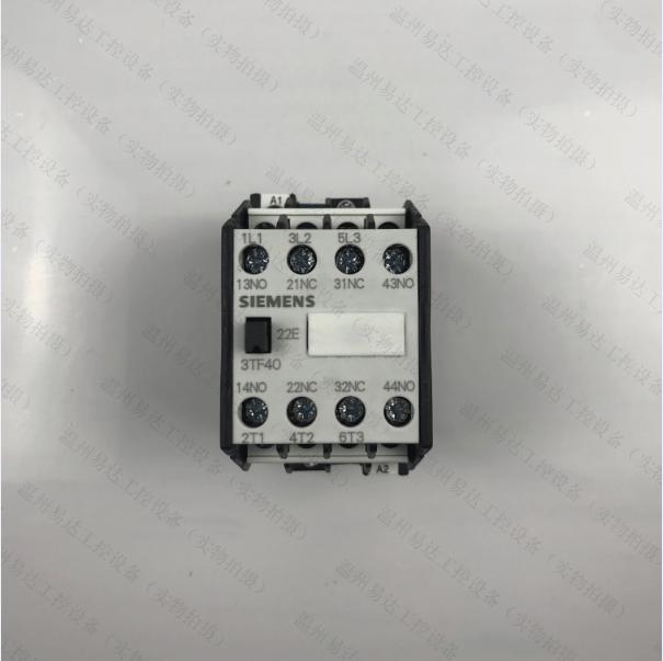 西门子接触器3TF40---3TF43
