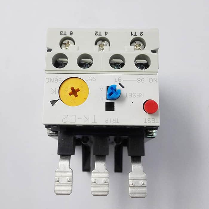 TK-E2热继电器