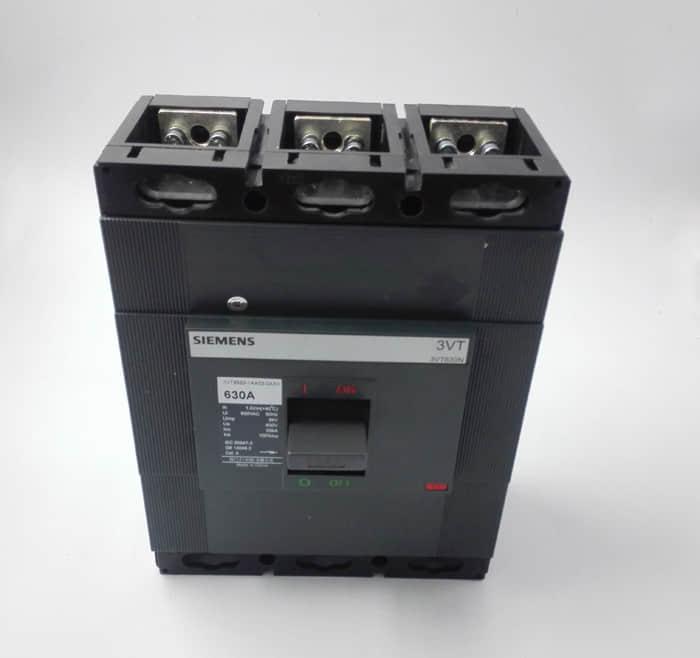 3VT-630塑壳断路器